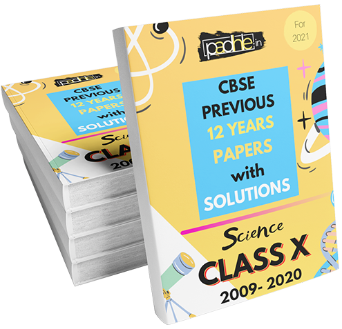 Download Class 10 CBSE Science Previous 12 Year Questions with Solutions E-Book