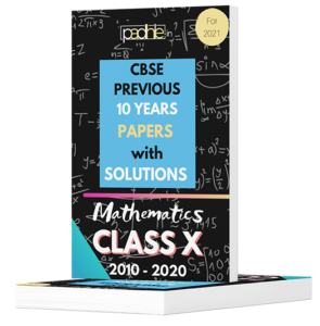Download Class 10 CBSE Maths Previous 10 Year Questions with Solutions E-Book